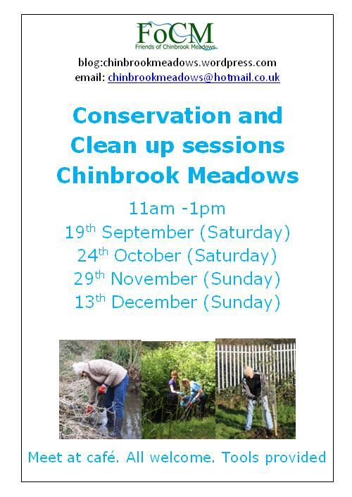 Join the Friends of Chinbrook Meadows